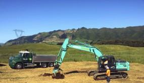 Mackays to Peka Peka project construction starts